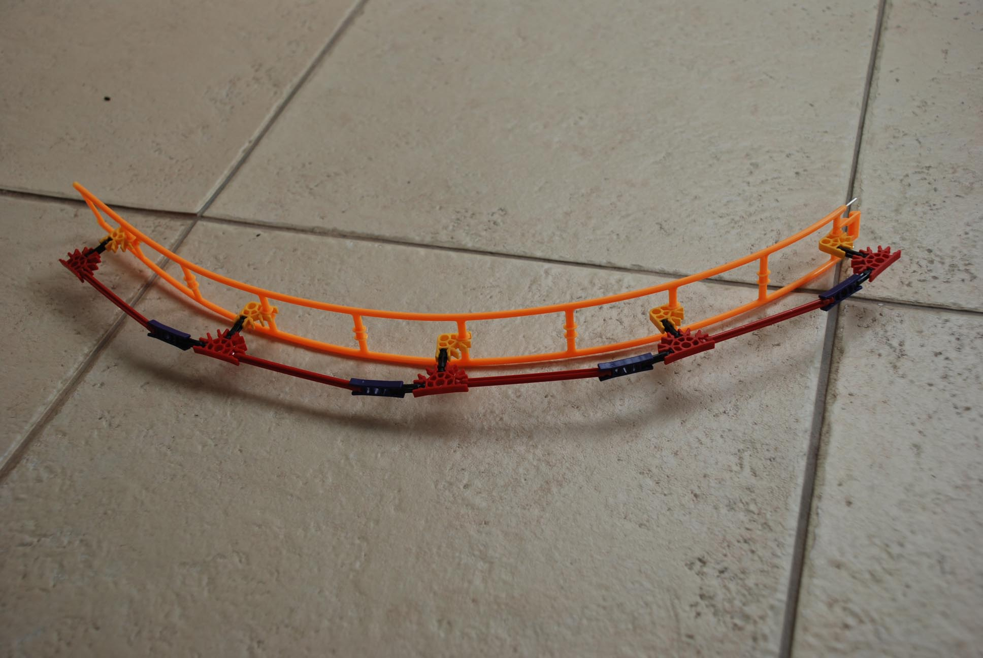 Picture of Track Guide for Micro Knex Coasters