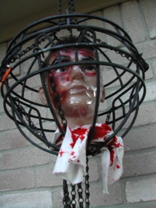 Cage the Head and Hang It