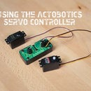 How to use the Actobotics Servo Controller