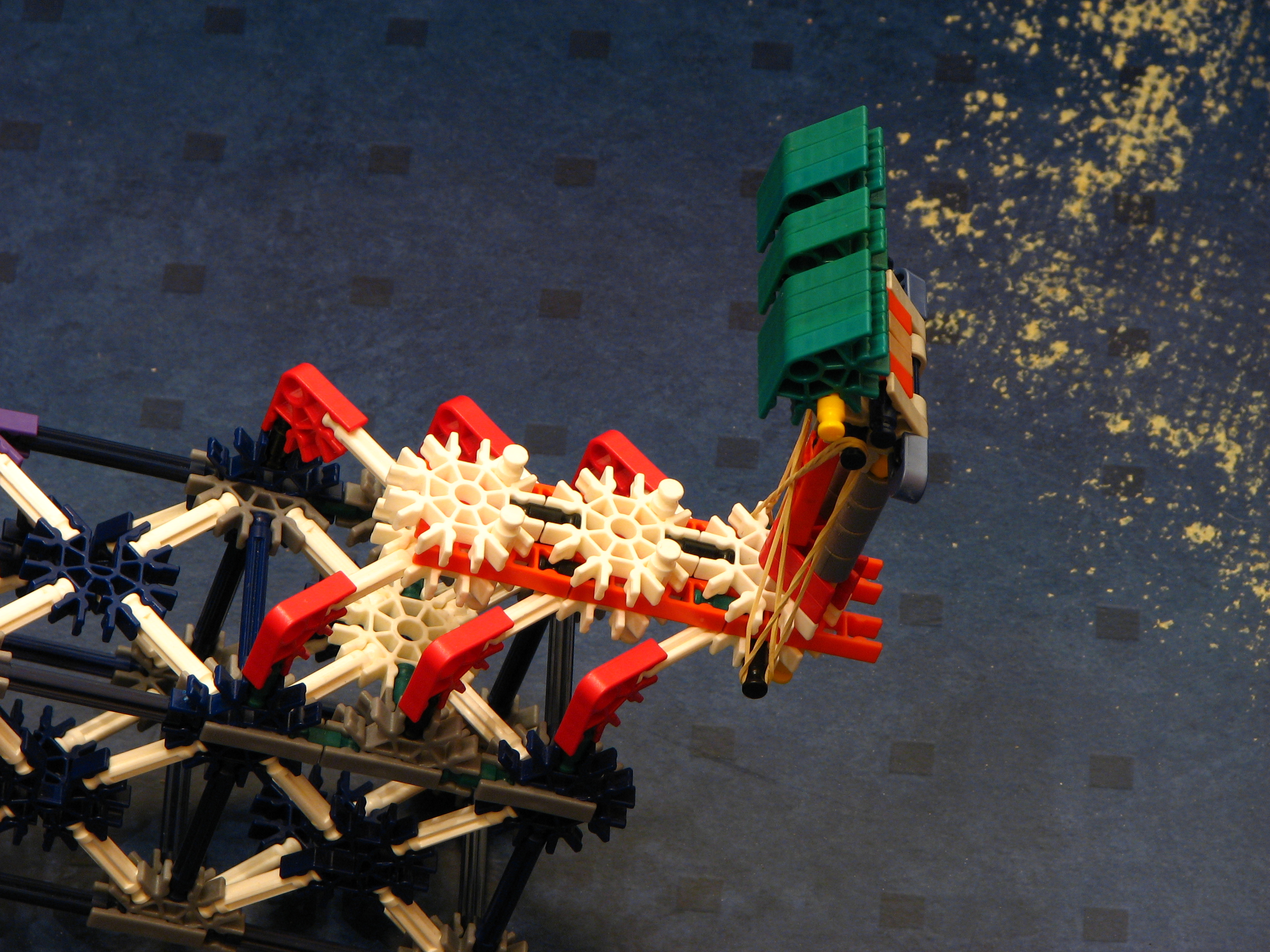 Picture of Upcoming Knex Guns I Made.