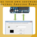Control Arduino with visual basic 6.0