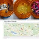 Halloween Bowl/Bag GPS Tracker