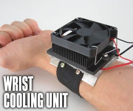 Wrist Cooling System