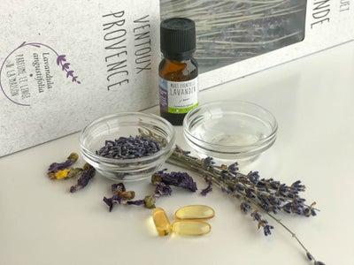 Lavender and Coconut Oil Soap