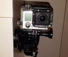 Super Strong, Super Cheap, GoPro Suction Mount.