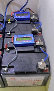 Thermal Imaging of Connections.
