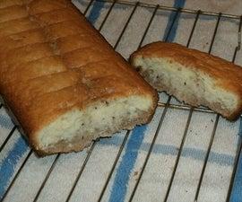 Gluten-free, Flourless Poundcake
