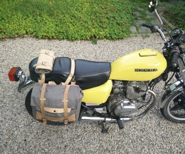 How to Refurbish a Motorcycle Seat