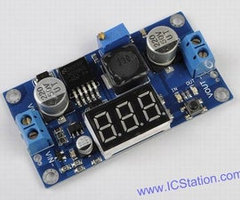 The Introduction of LM2596 Step Down Power Module DC-DC Converter