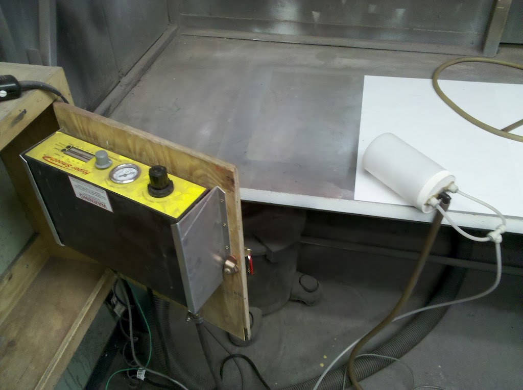 Picture of Powder Control
