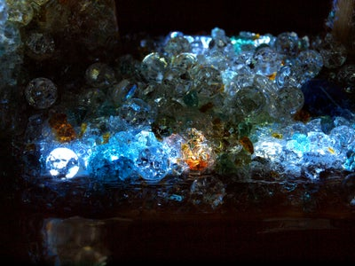 Where Marbles Come From --- It's Not Where You Think