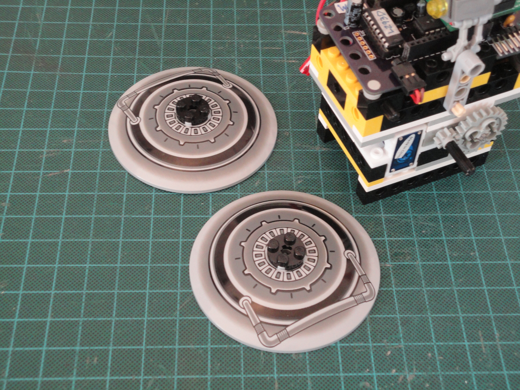 Picture of Wheels and Accessories