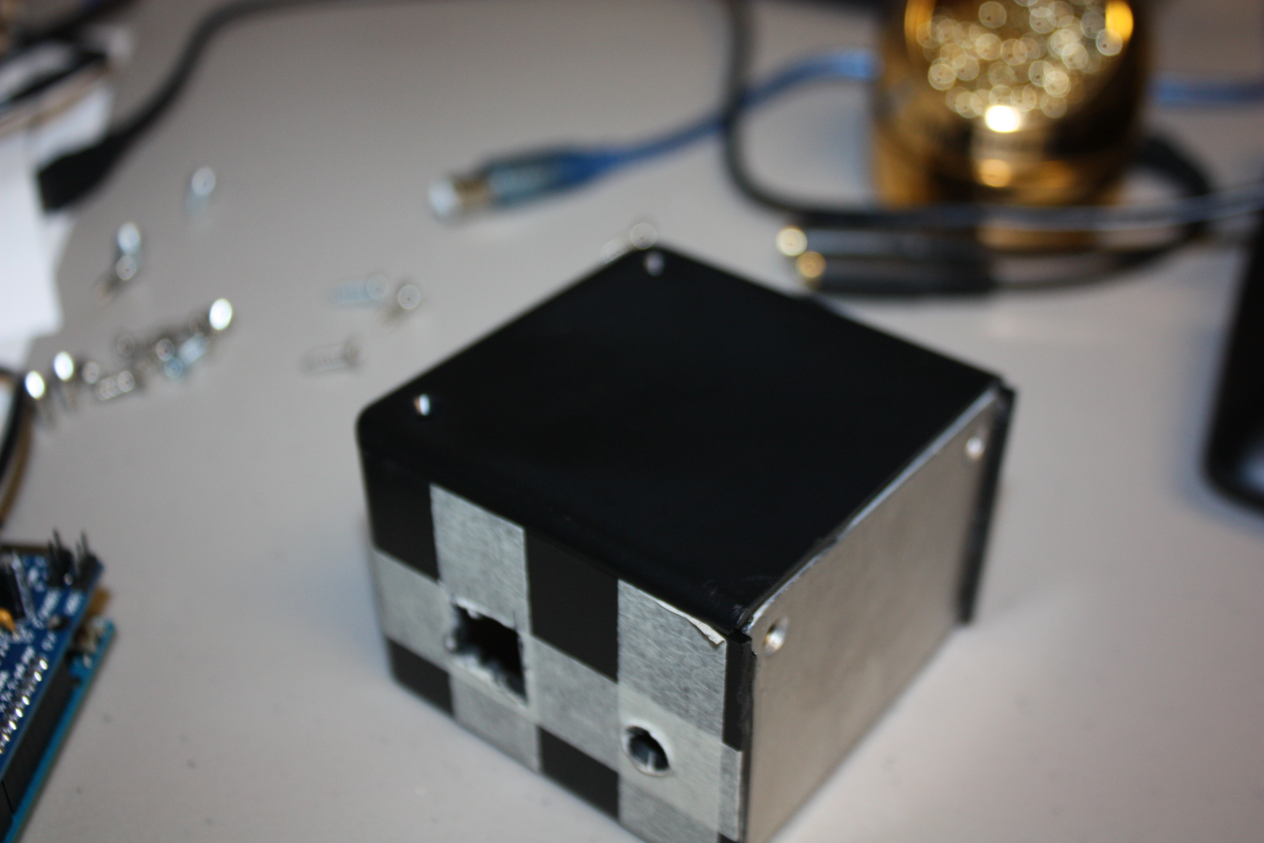 Picture of Part 1 - the Head: Building the Controller Box