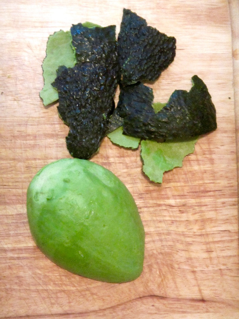 Picture of Peel Your Avocados
