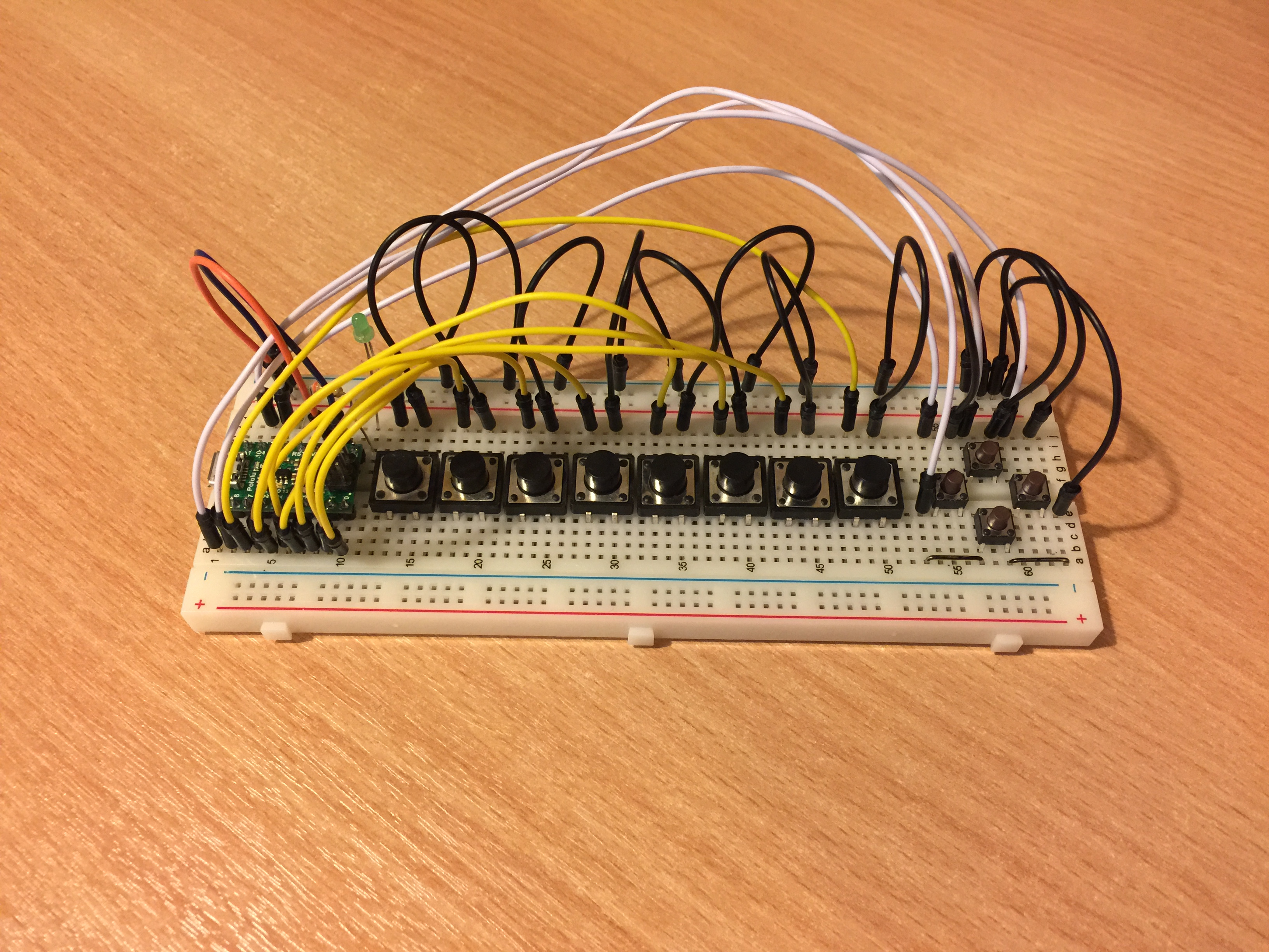 Picture of Prototype Your Design on a Breadboard