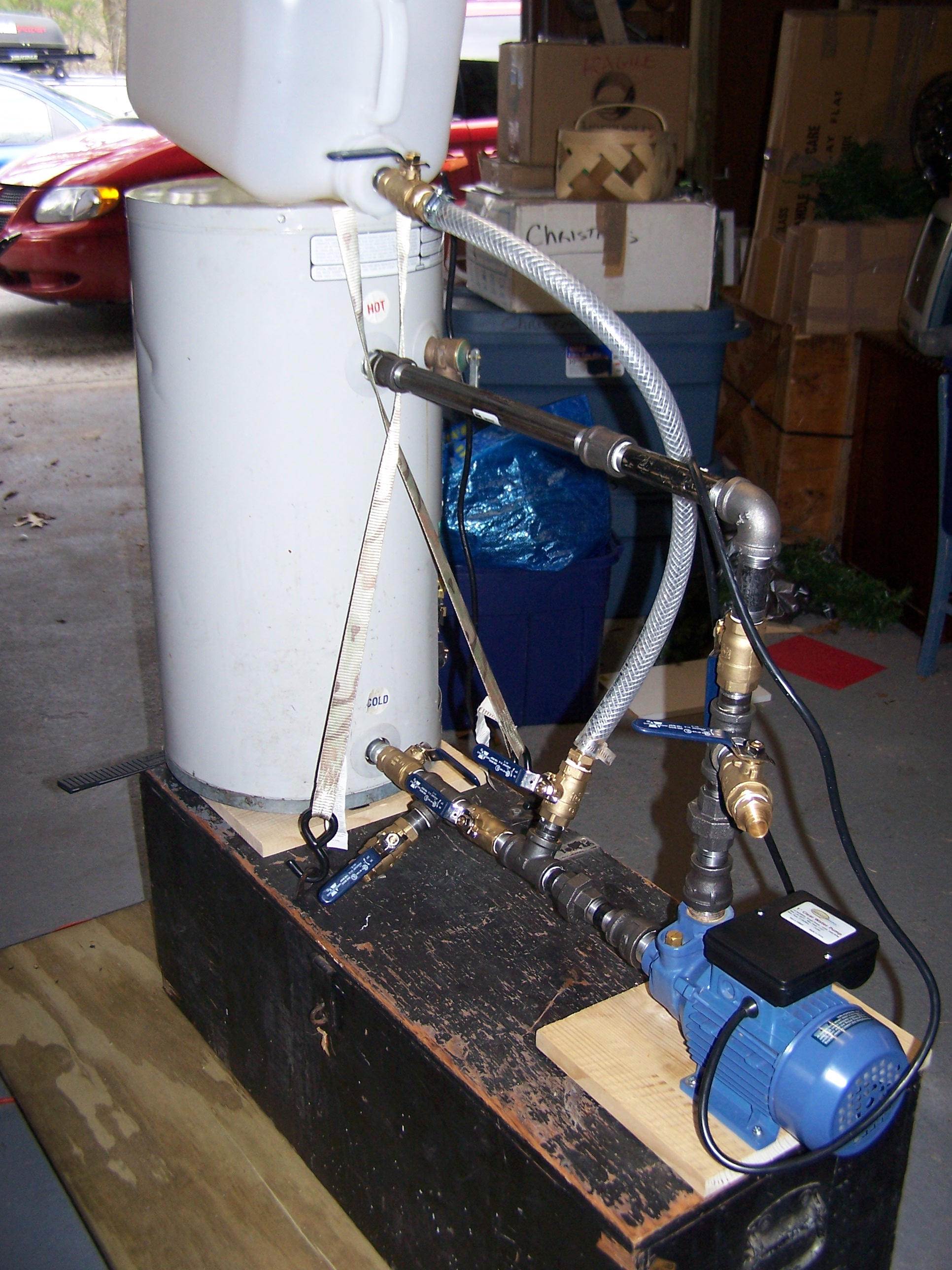 Picture of Make Your Own Biodiesel Processor