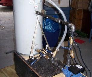 Make Your Own Biodiesel Processor