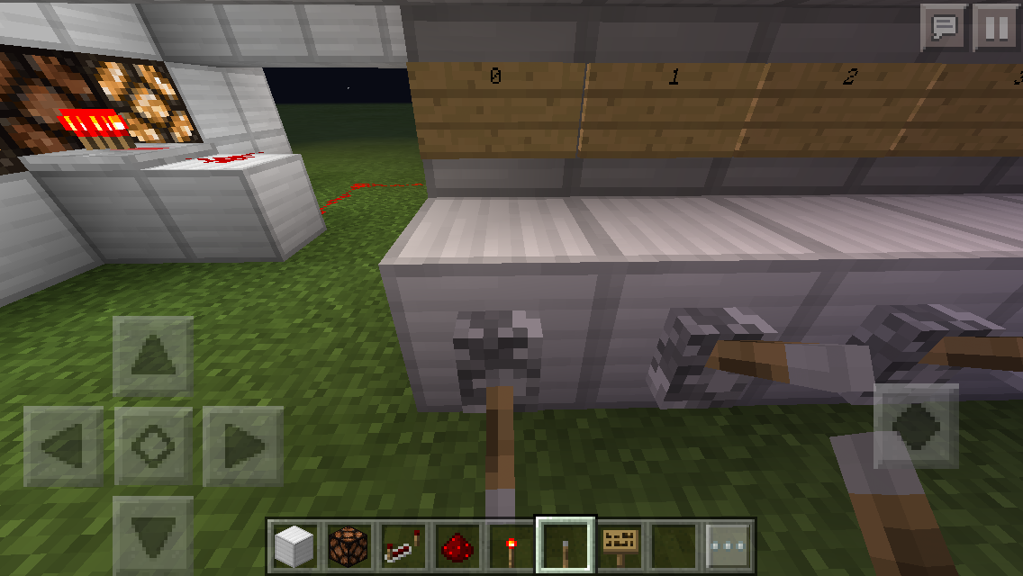 Picture of Redstone Number Displayer