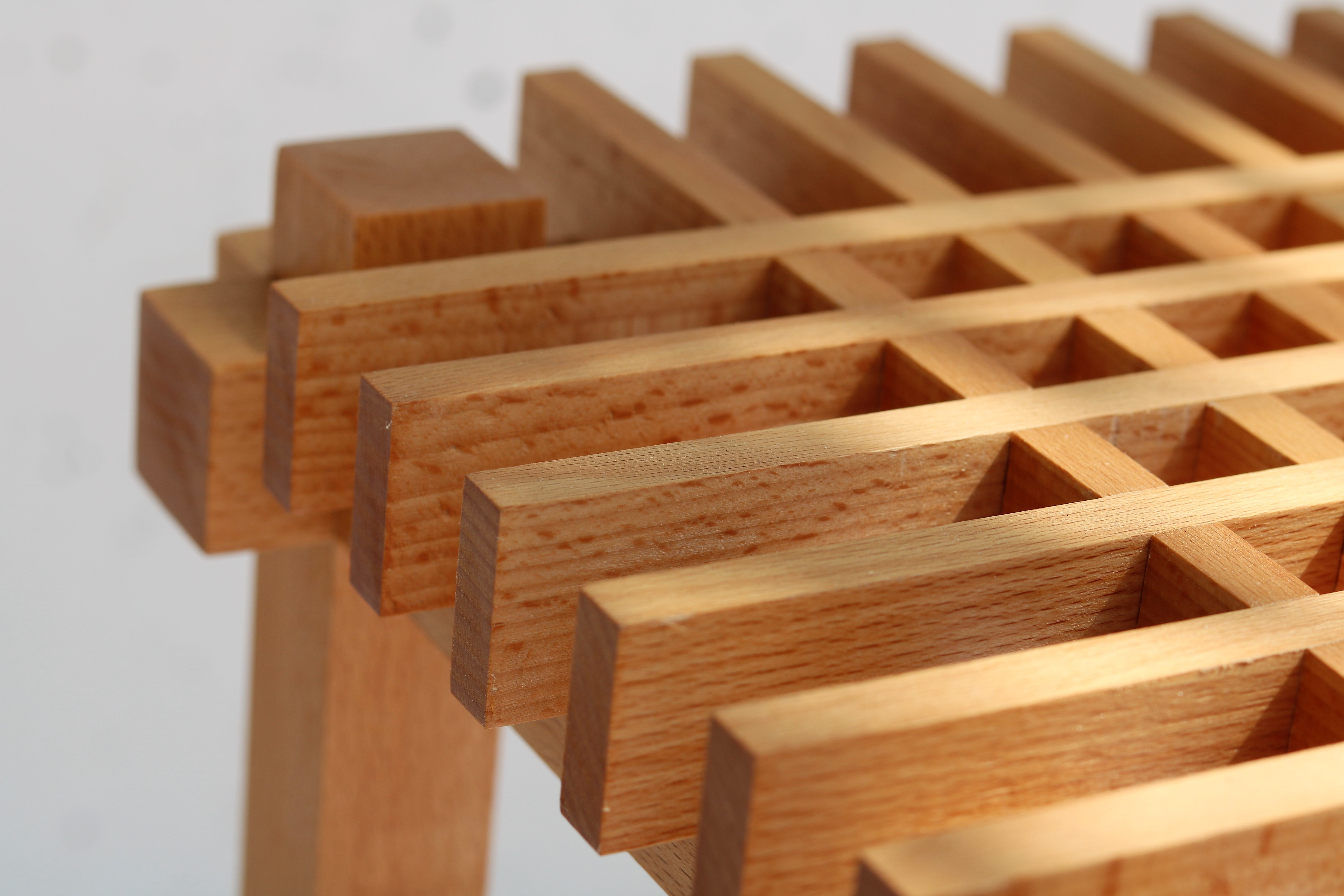 ... Picture Of // 3D PUZZLE FURNITURE // Coffee Table ...