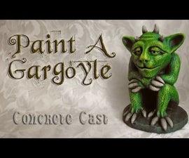 Paint a Gargoyle
