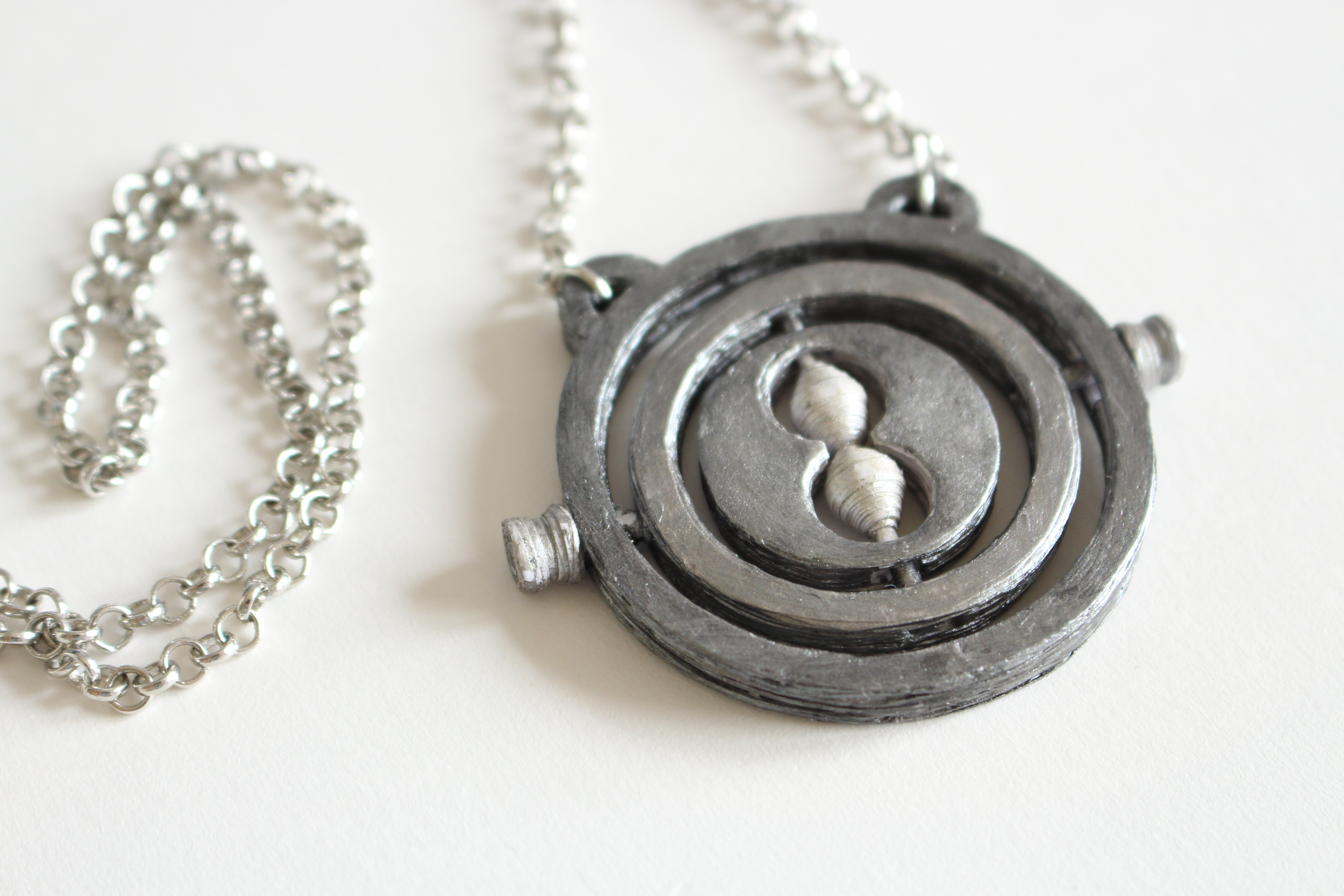 Picture of The Finished Pendant