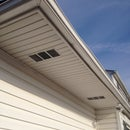 Simple Soffit Vent Installation