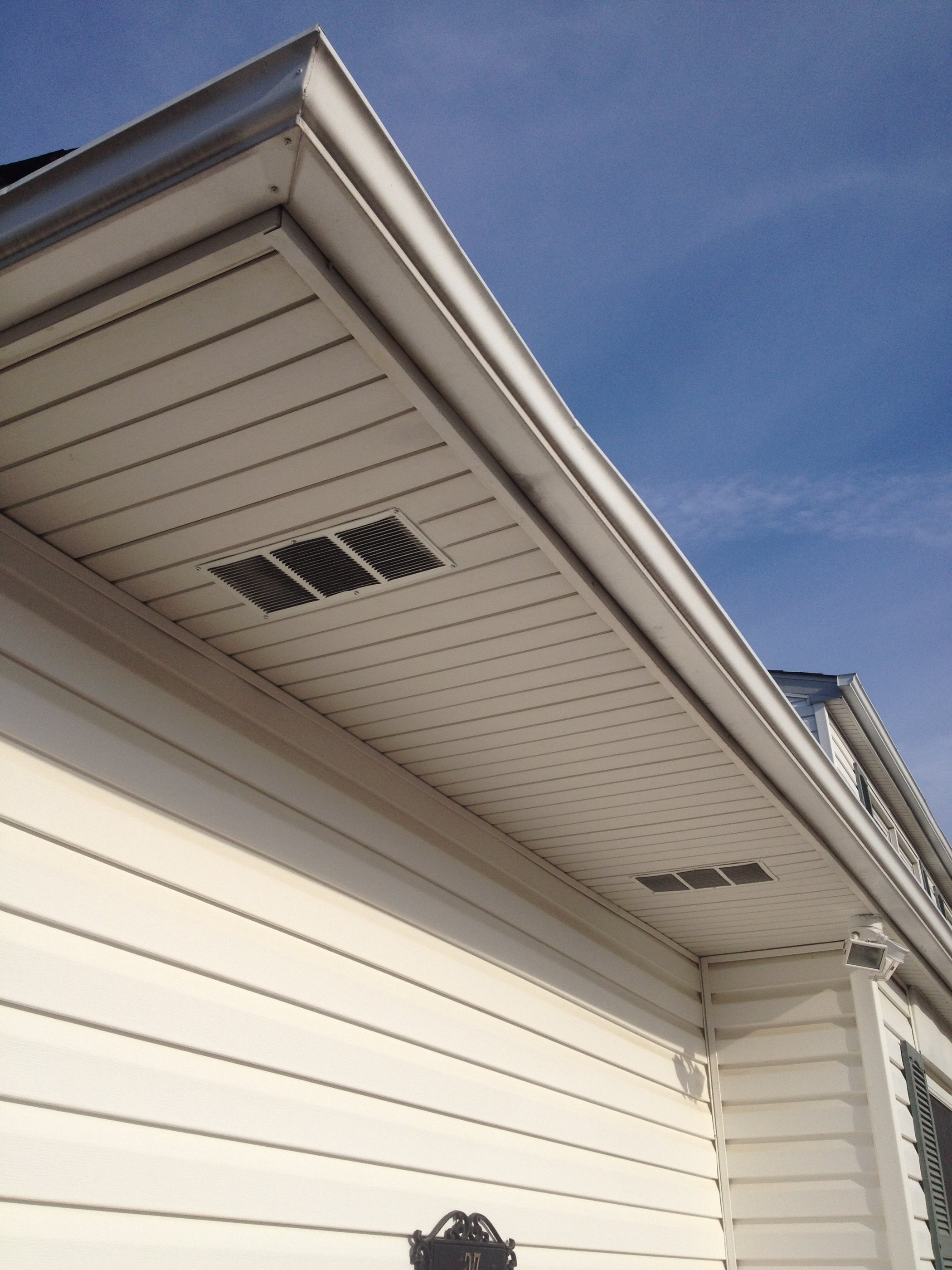 Simple Soffit Vent Installation 7 Steps Instructables