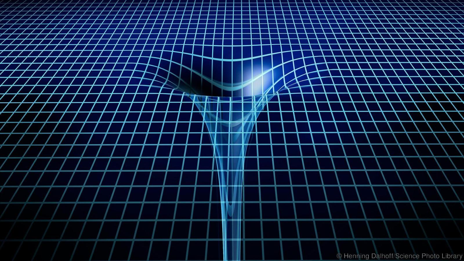 Picture of Black Hole Table