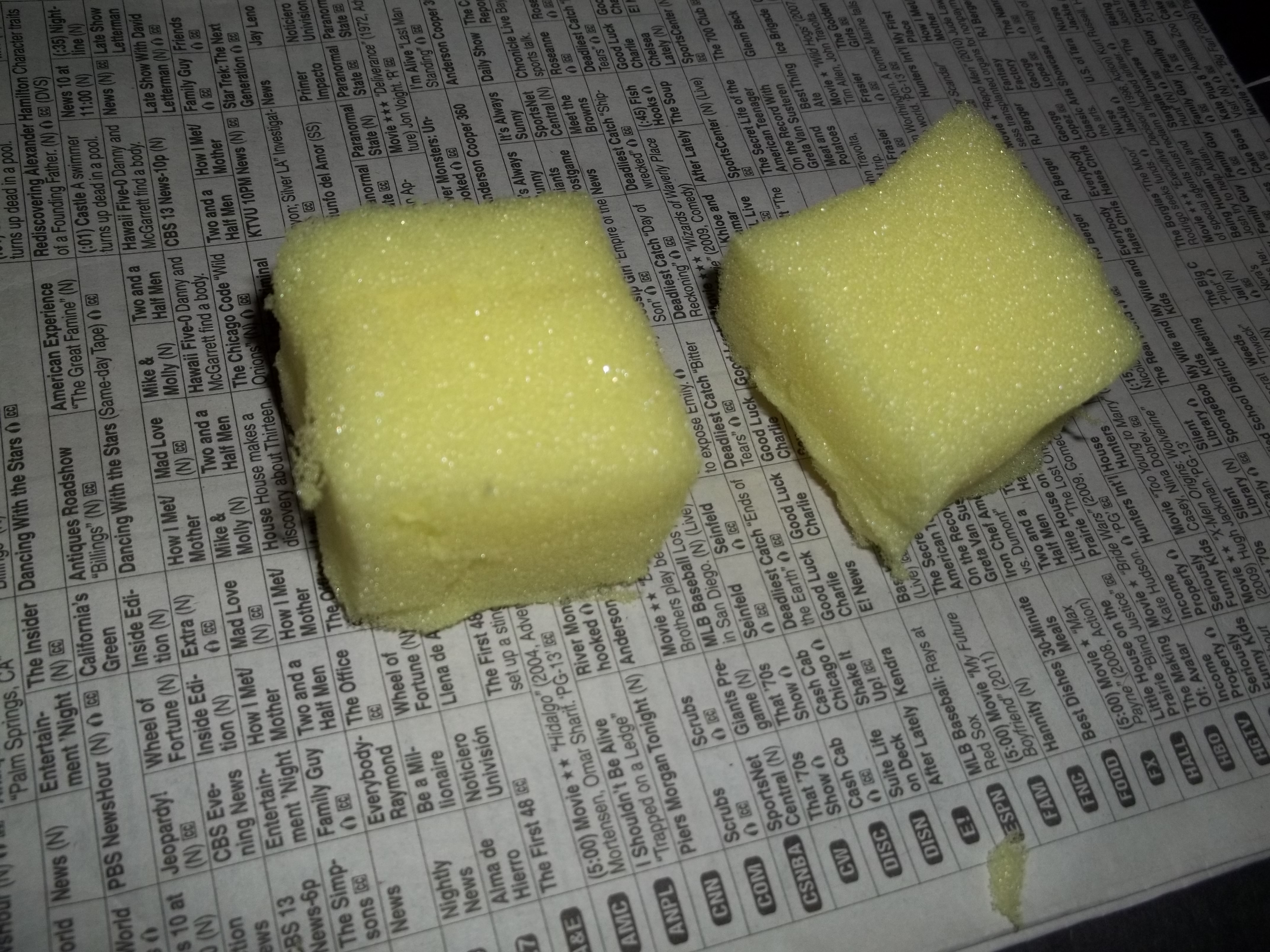 Picture of Making More Sponge Balls