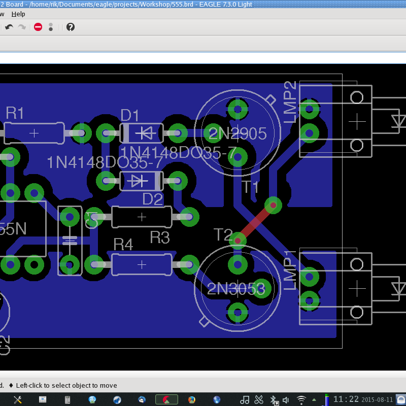 Picture of PCB's: Can I Get Rid of That #^%$! Top Layer Trace?