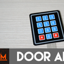Arduino door alarm with keypad