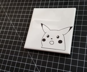 Pika Meme Coasters in Under an Hour