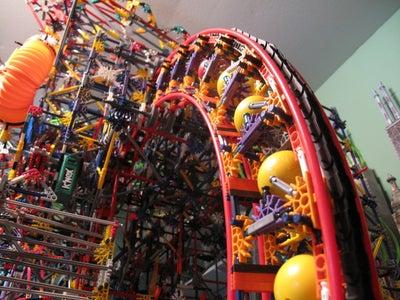 Cataclysm Knex Ball Machine