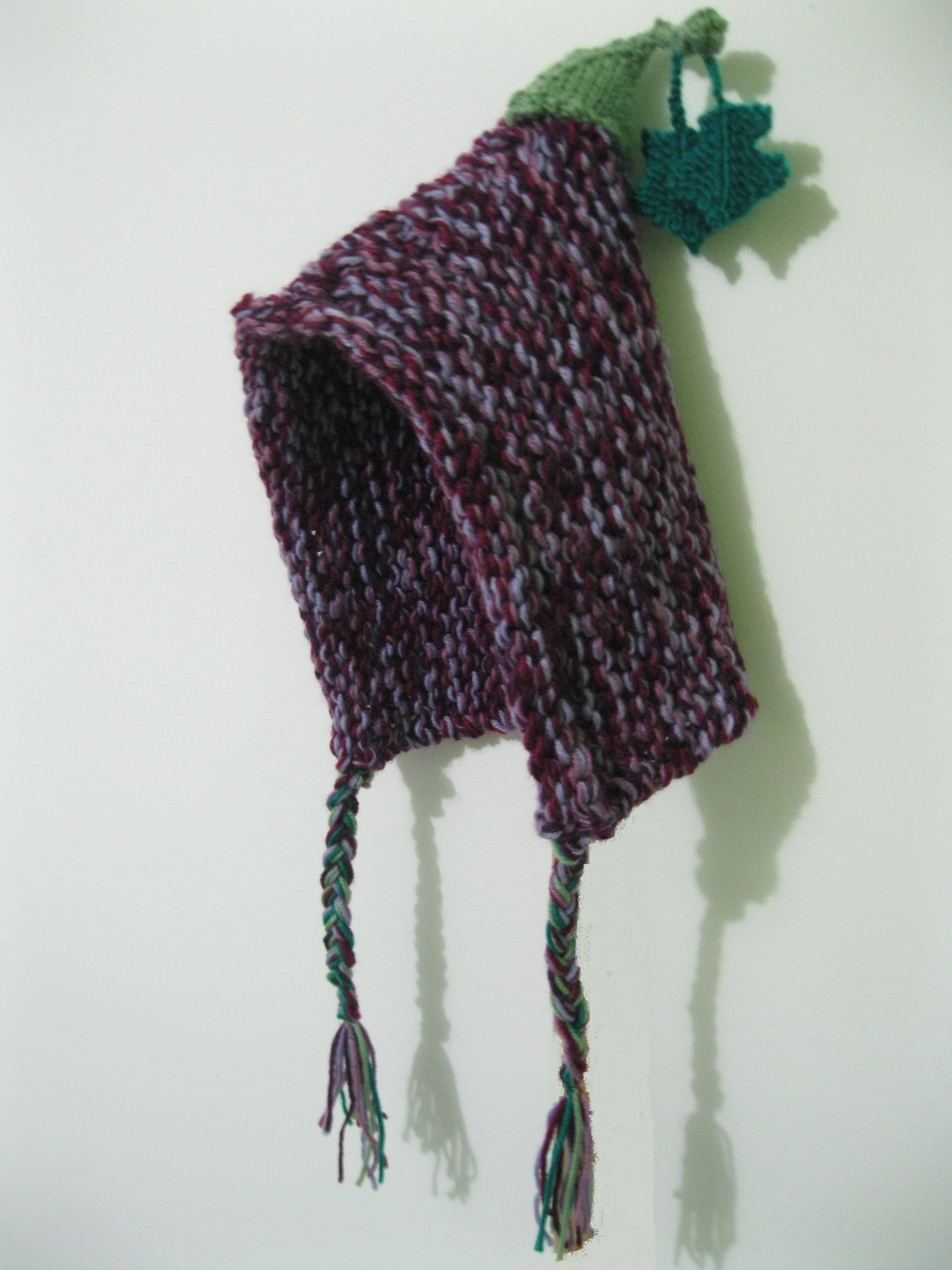 Picture of Purple Fig Beanie