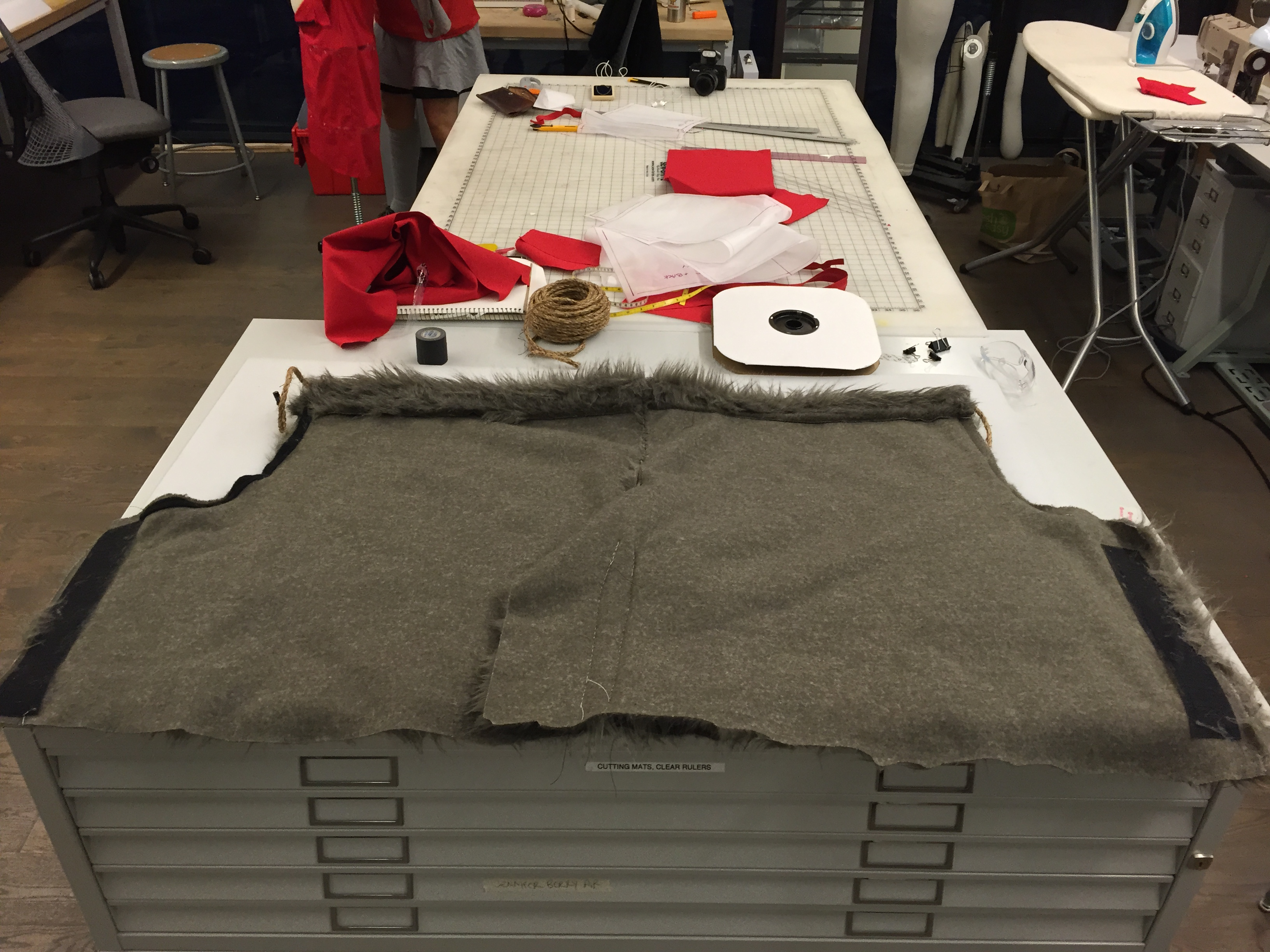 Picture of Sewing in the Sweet Stuff (velcro) Pt. 2