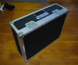 Build a flightcase pedal board