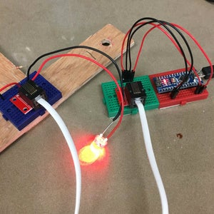 Program the Arduino and Test