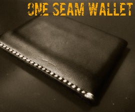 the one seam wallet