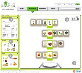 Meals Next Door - World's First Online Vegan Kitchen
