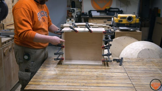 Assembling the Bottom and Drawer