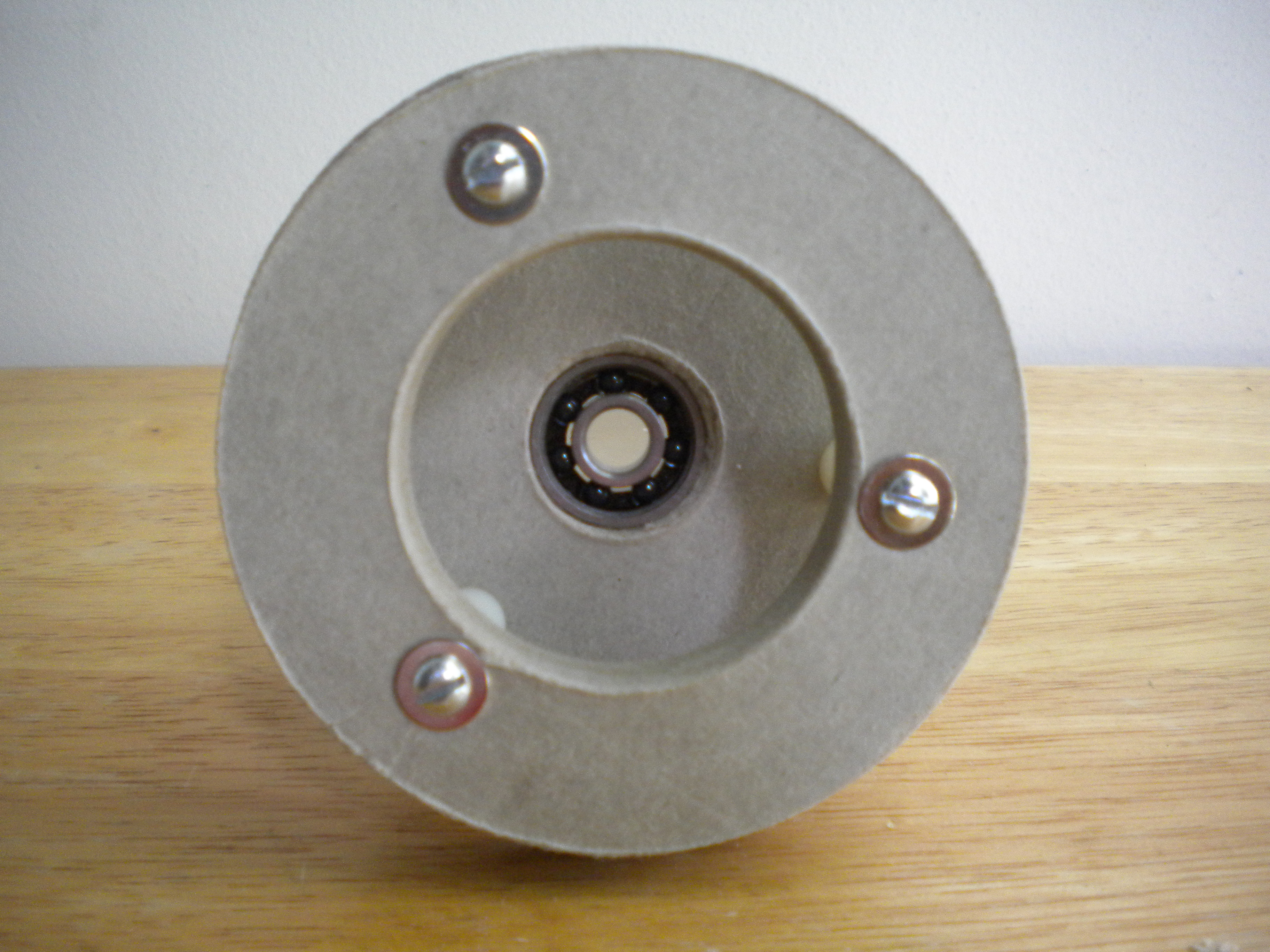 Picture of Seat & Secure Bearings