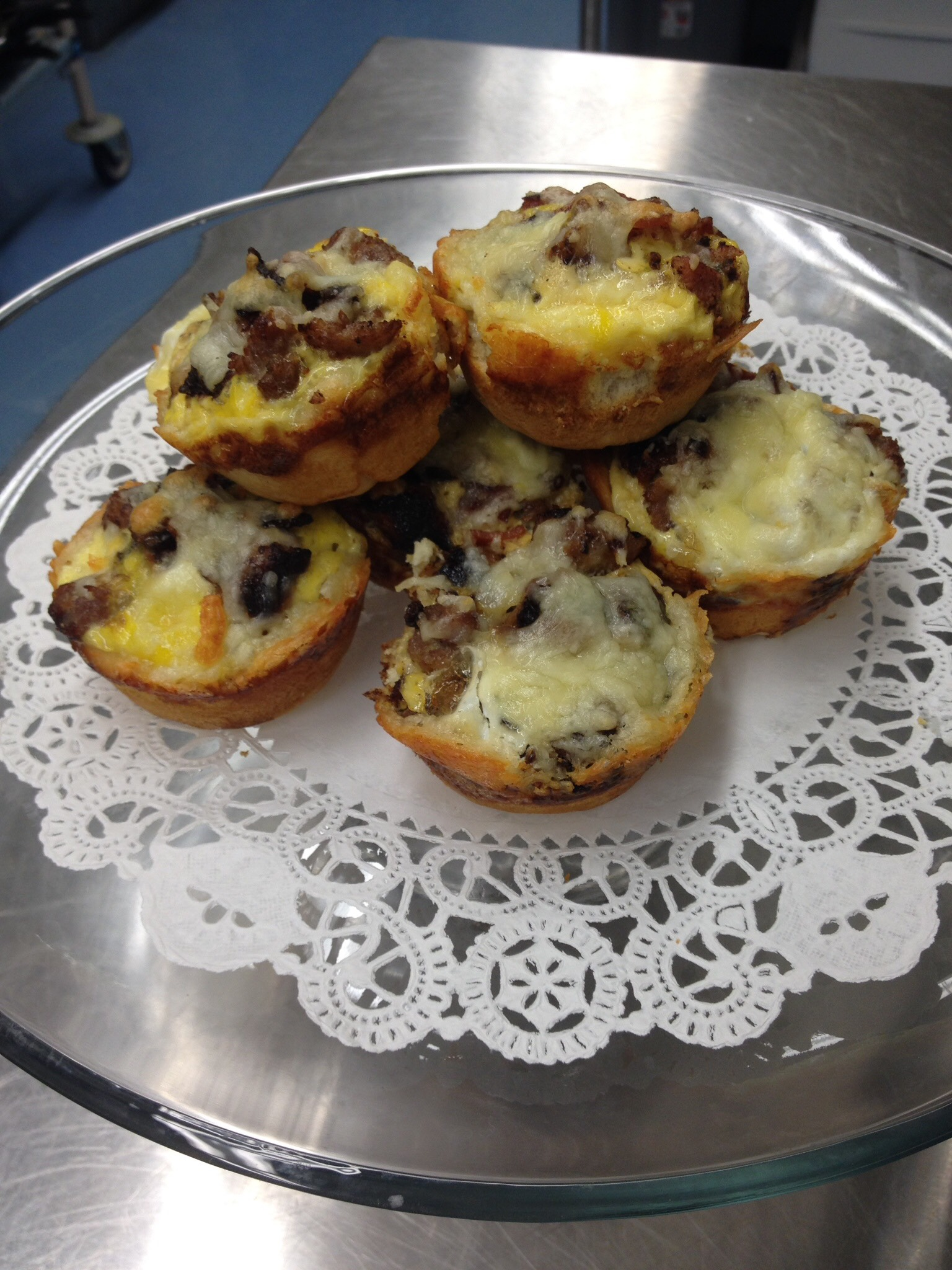 Picture of Mini Breakfast Pies