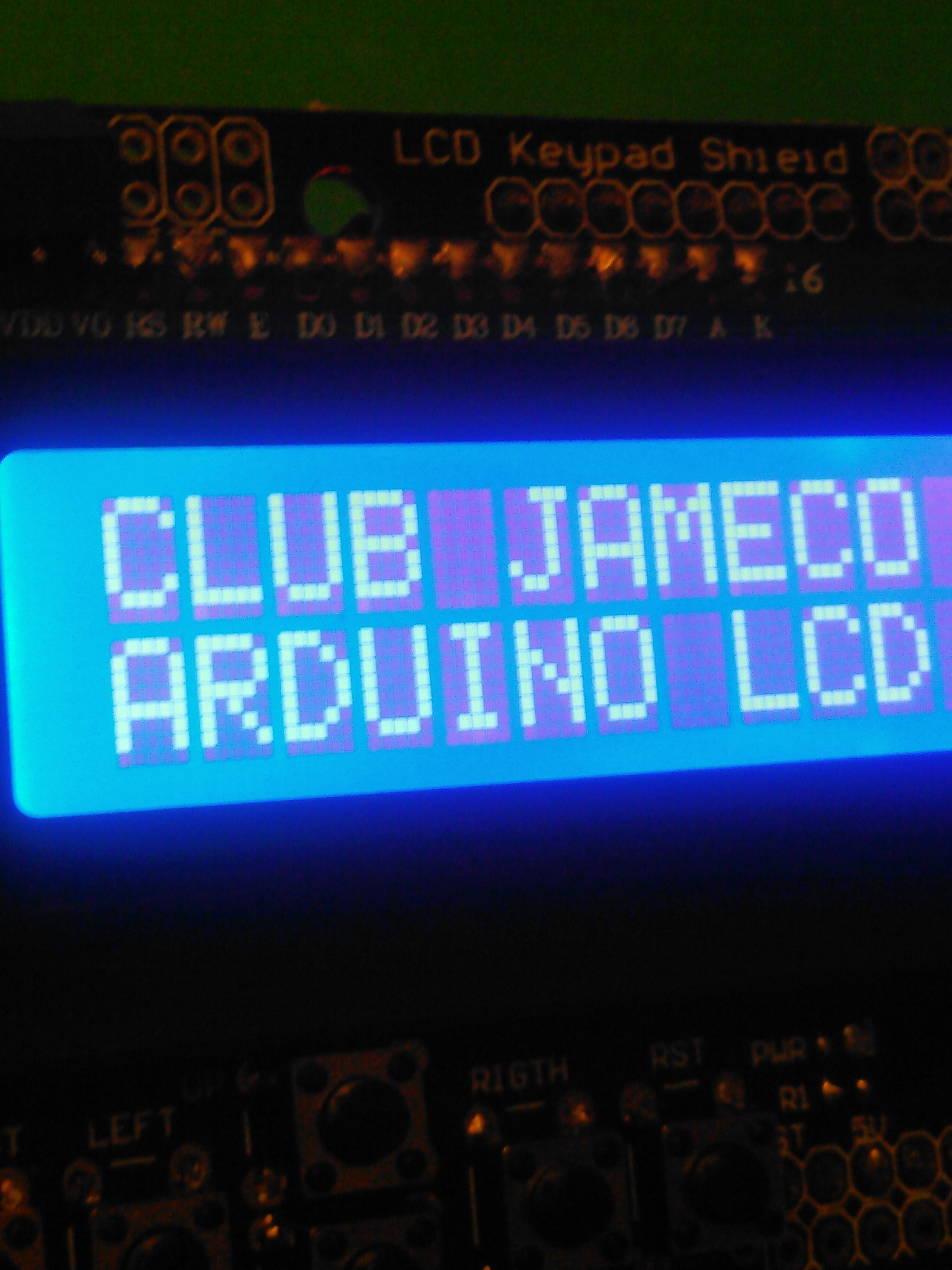 Picture of Working With Option 2: CLUB JAMECO
