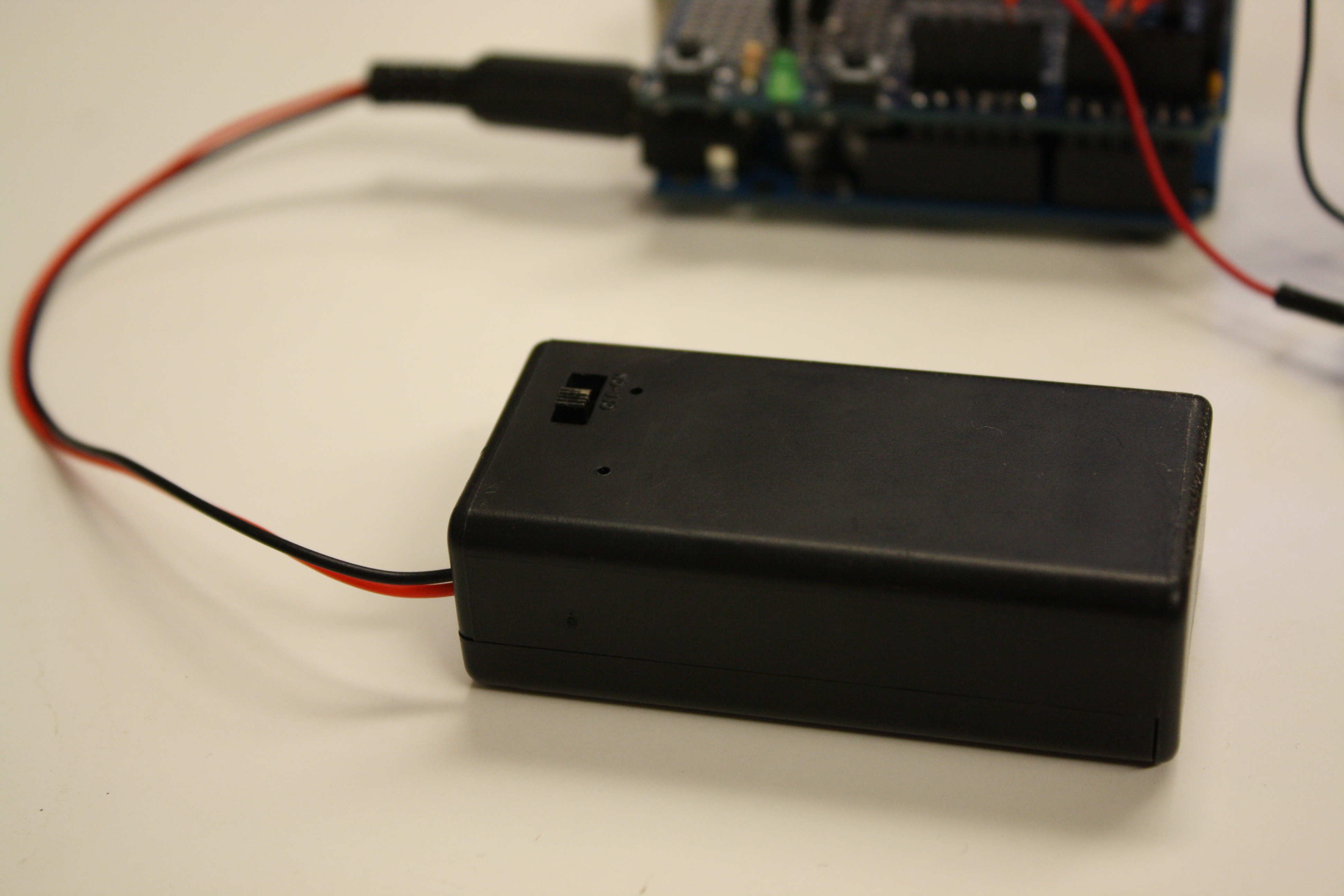 Picture of Plug in Battery Pack...