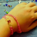 Beaded Princess Bracelet