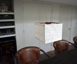 Paper Pendant Shades: