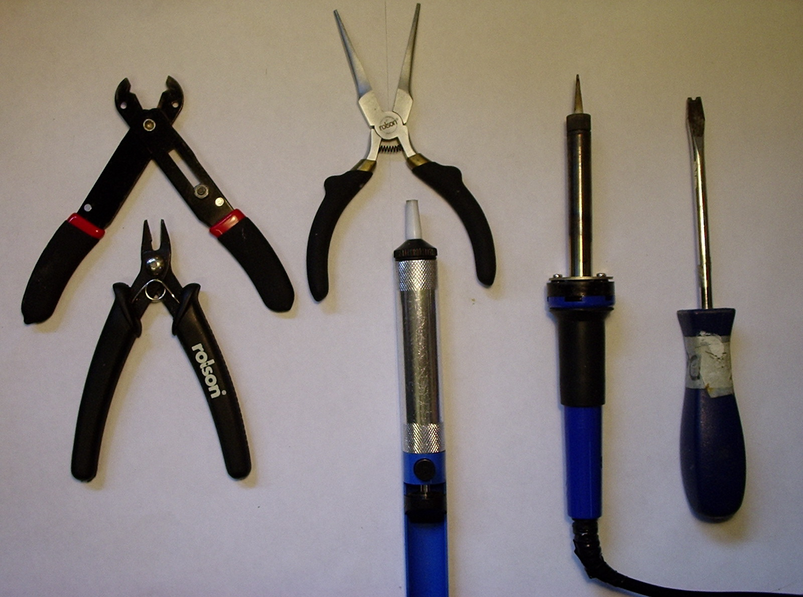 Picture of Also You Need the Tools!