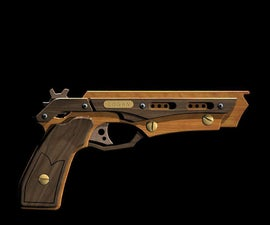 NOT JUST ANOTHER RUBBER BAND GUN