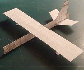 How To Make The Super Voyager Paper Airplane