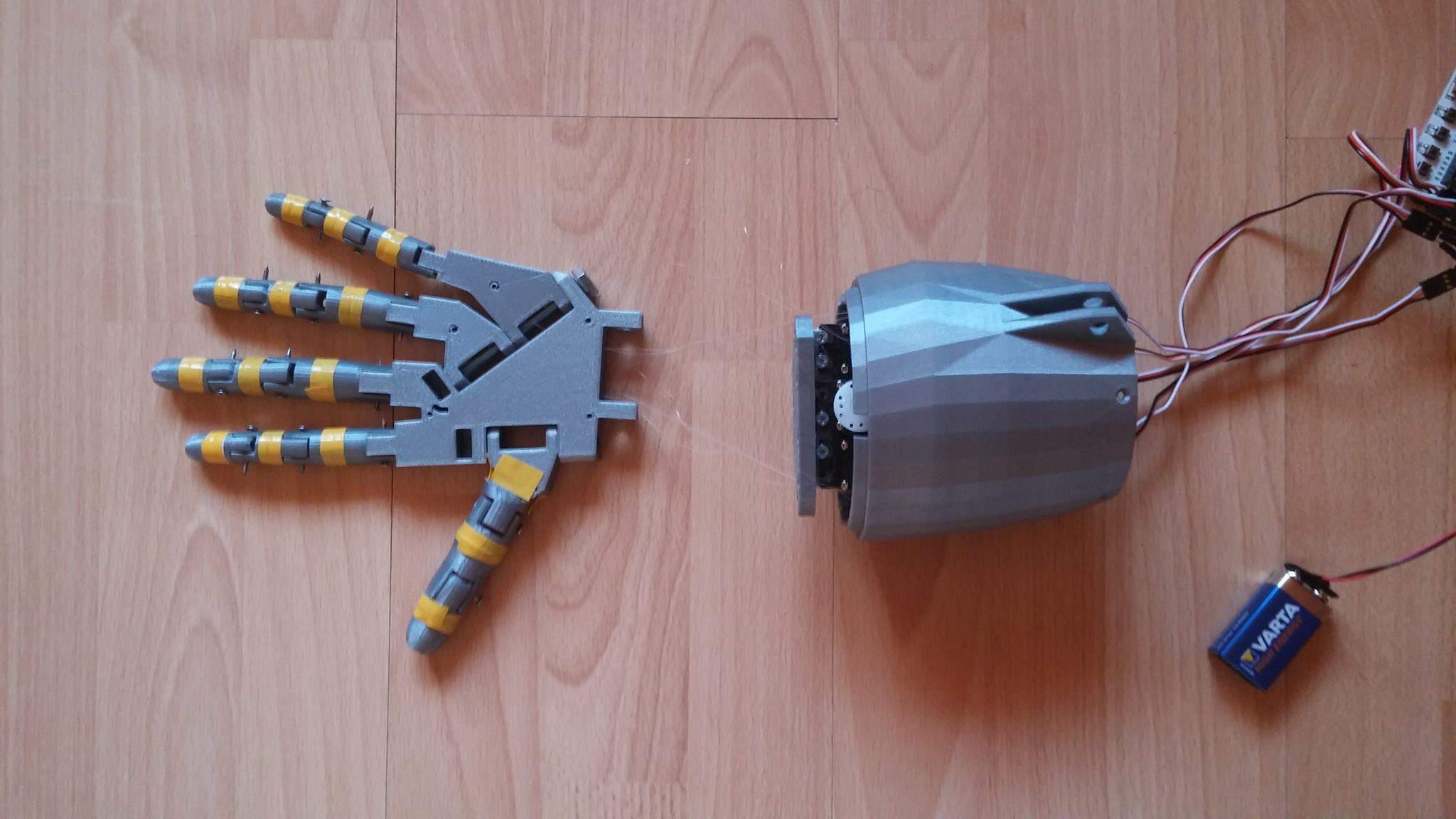 Picture of Construct the Hand